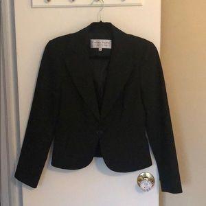 Trina Turk Black Blazer Size 6